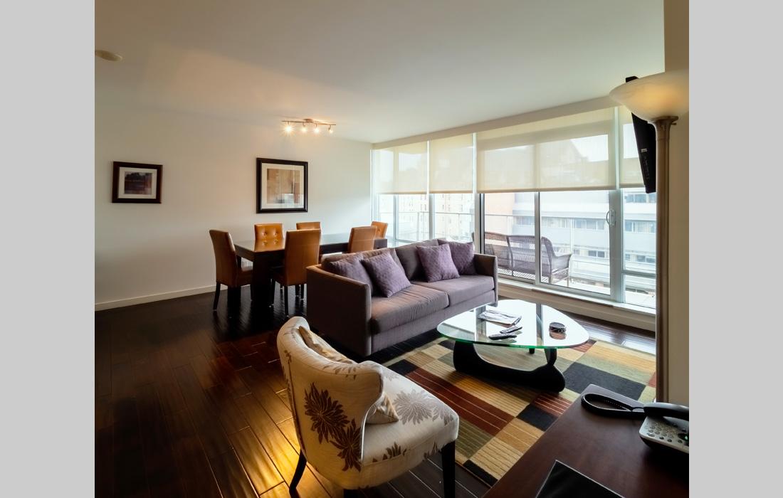 Falls 606 living room