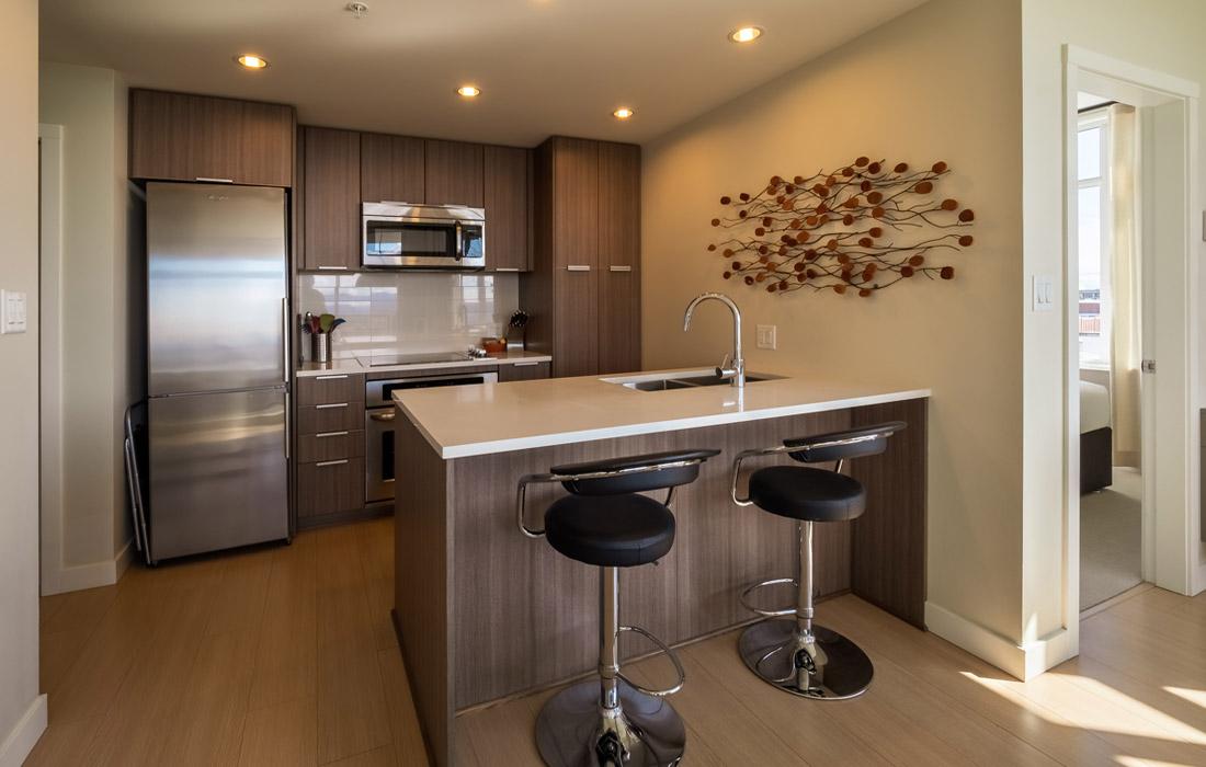 Executive condo kitchen Era suite