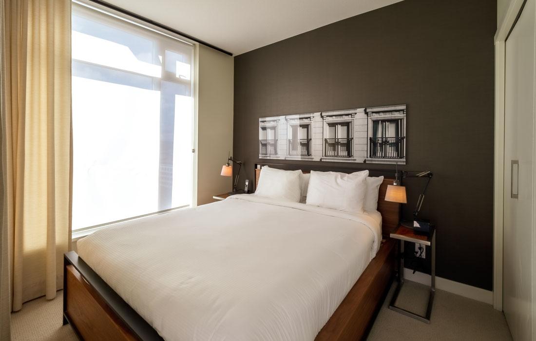 Executive condo two bedrooms