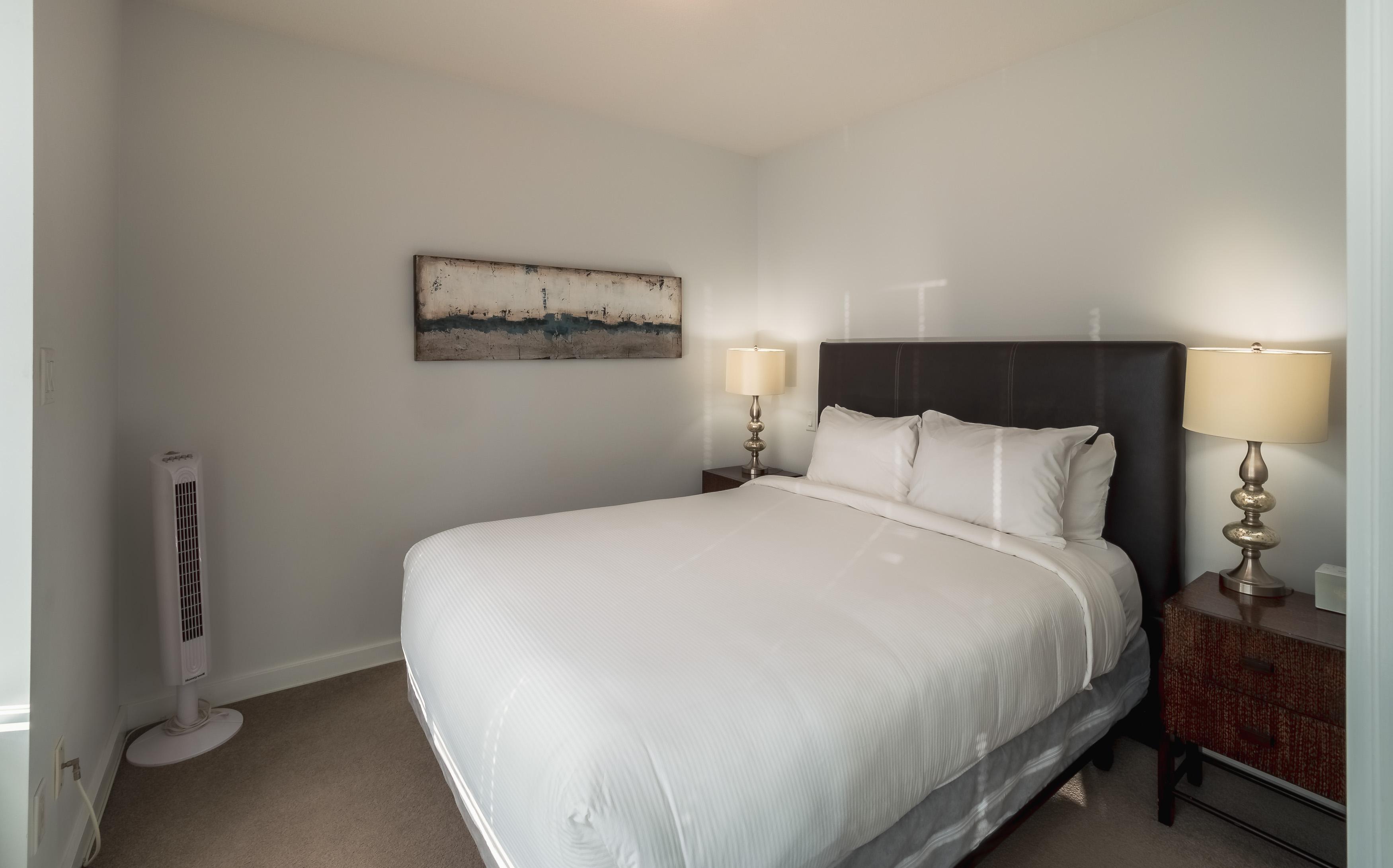 Corazon 507 Second Bedroom