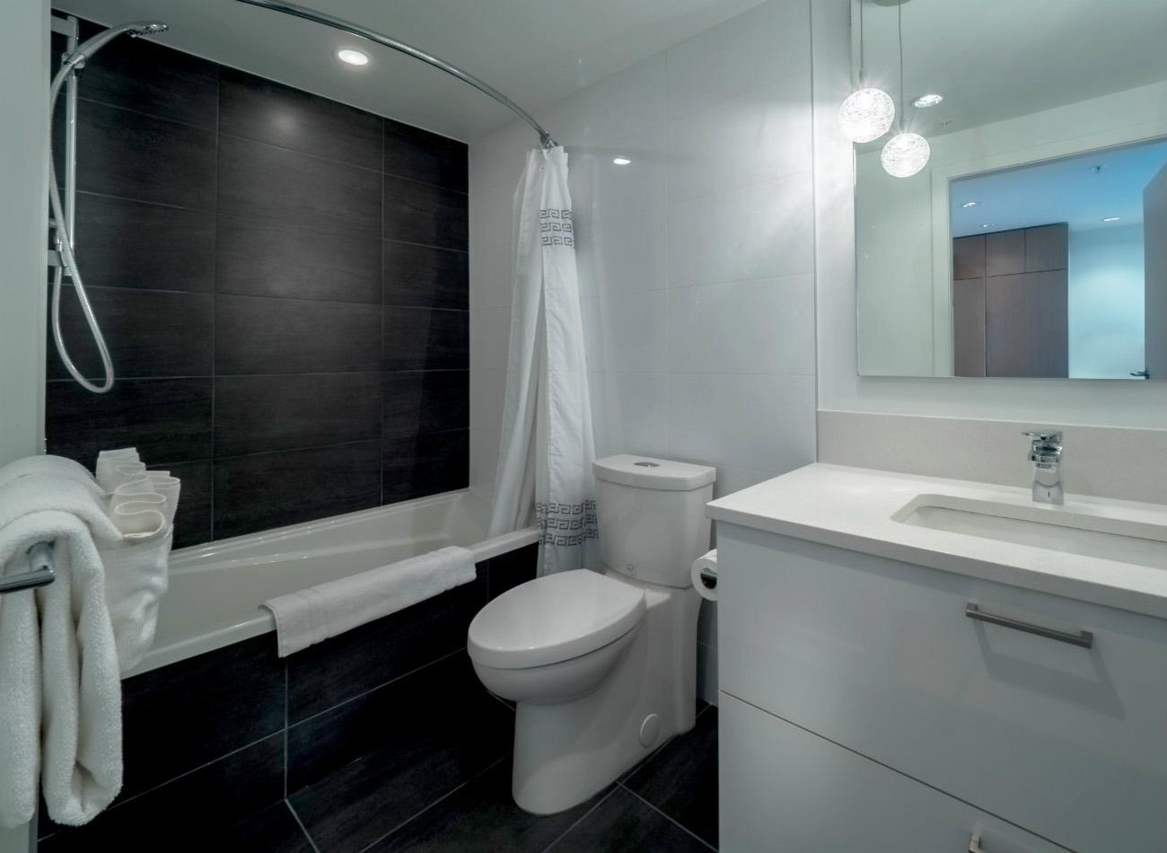 Escher condo bathroom Victoria