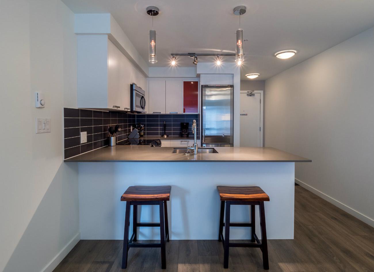 Union modern suites kitchen bar stools