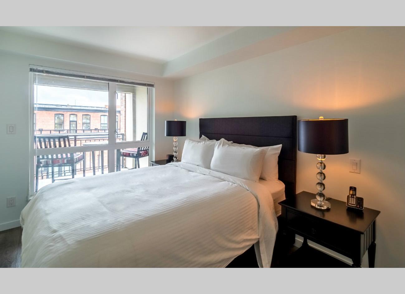 Union modern suites bedroom