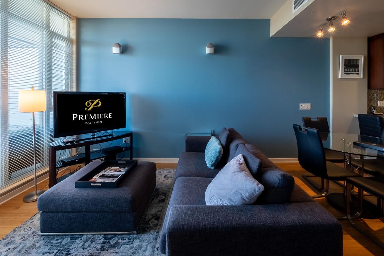 Victoria BC furnished condo