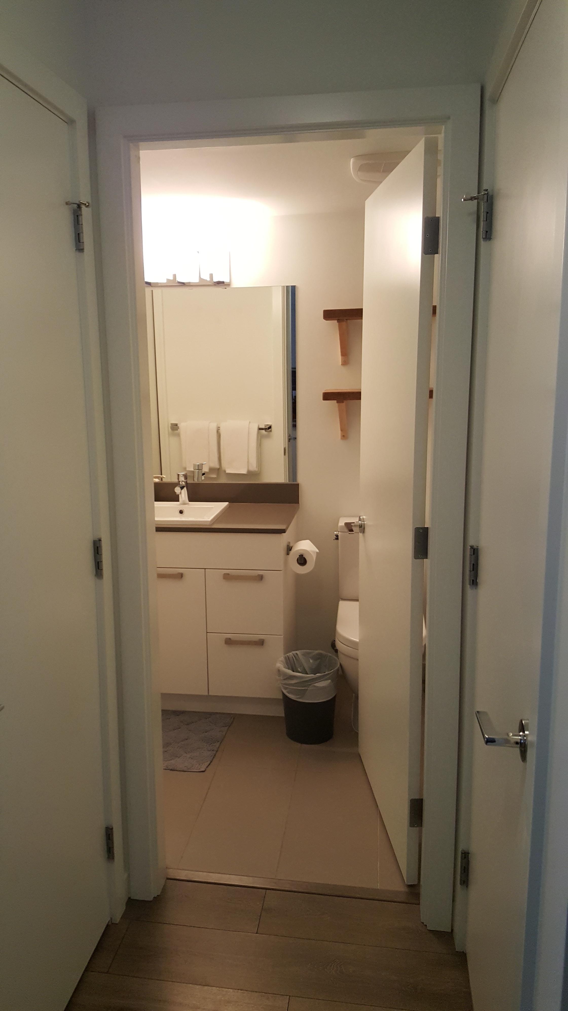 Union bathroom