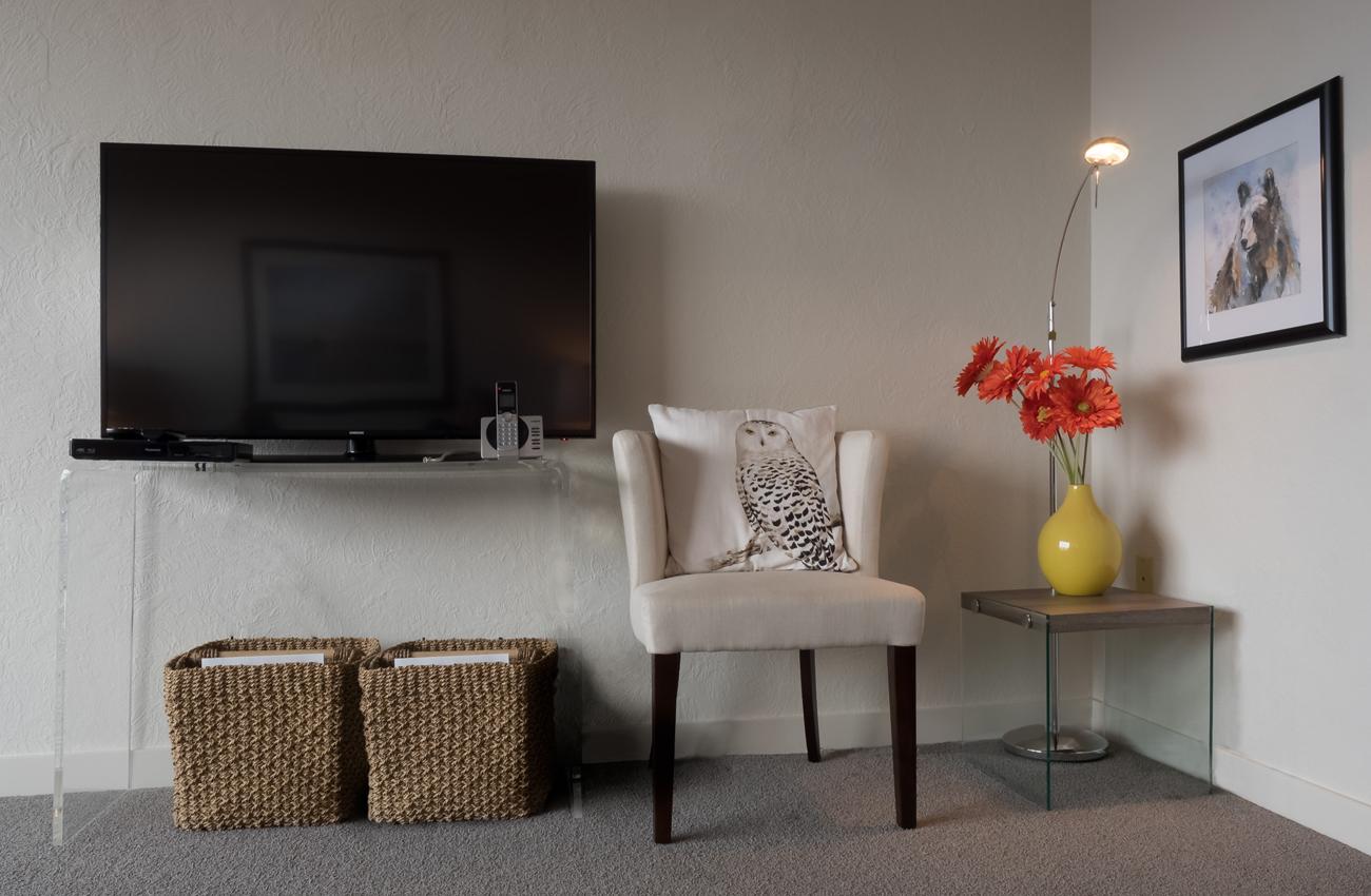 Furnished Apartment flatscreen TV free wifi