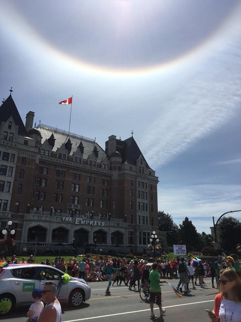 Pride Parade Victoria BC 20185