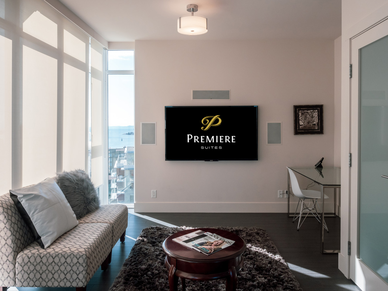 premiere suites high rise condo Victoria BC