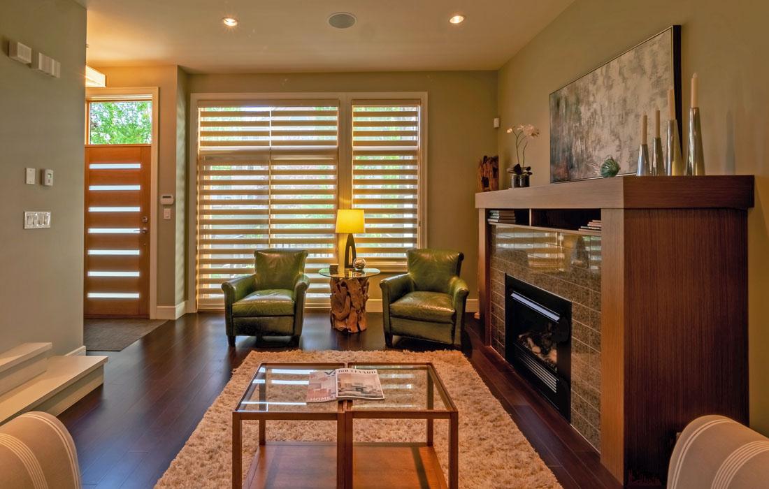 Terra Verde Executive townhouse living room