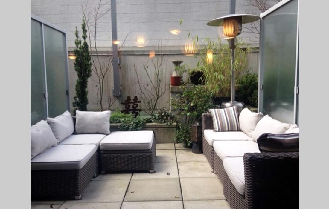 Corazon 205 patio
